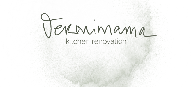veronimama kitchen renovation